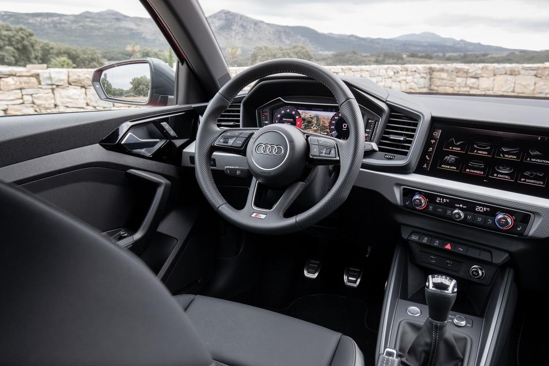 Foto de Audi A1 2018, toma de contacto (25/172)