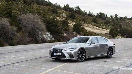 Lexus Ls 500h 2021 Prueba 008