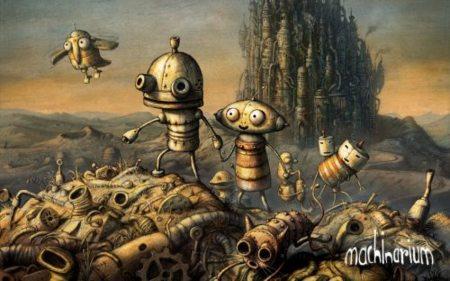 Machinarium: posiblemente el mejor videojuego de puzles y plataformas