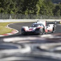 Porsche rompe el récord de la vuelta más rápida en la historia de Nürburgring