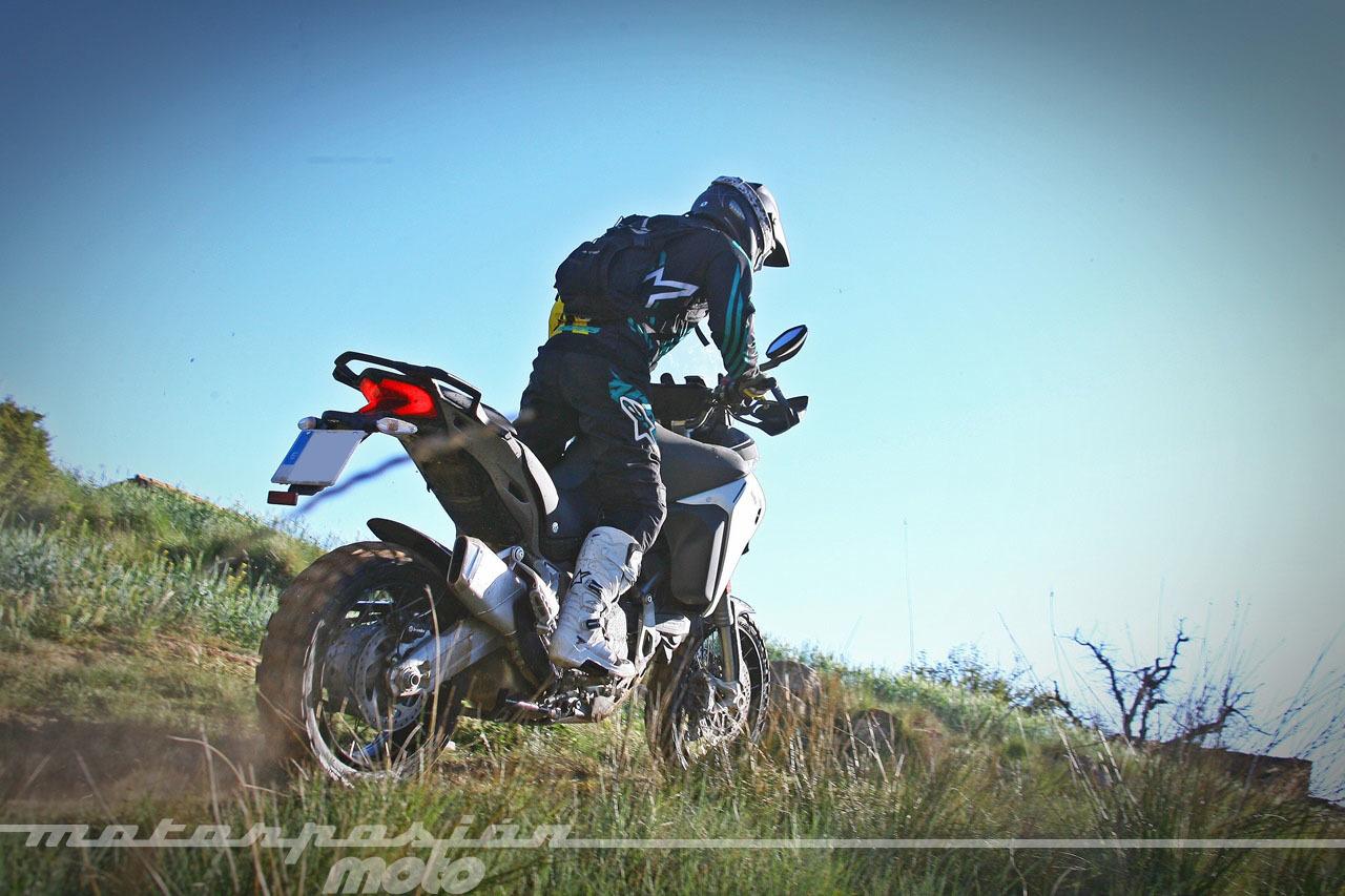 Foto de Ducati Multistrada 1200 Enduro - Acción (1/37)
