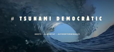 La Guardia Civil bloquea la web de Tsunami Democràtic por orden de la Audiencia Nacional: investigan indicios de terrorismo
