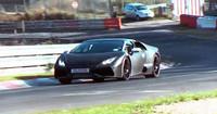 El Lamborghini Cabrera, cazado en vídeo