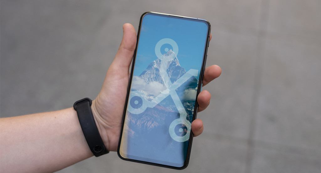 ASUS Zenfone 6 binds to beta Android Q: so you can sign