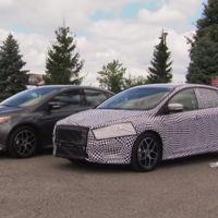 Video: La próxima vez que veas un Ford camuflado, quizá no te sirva de nada tomarle fotos