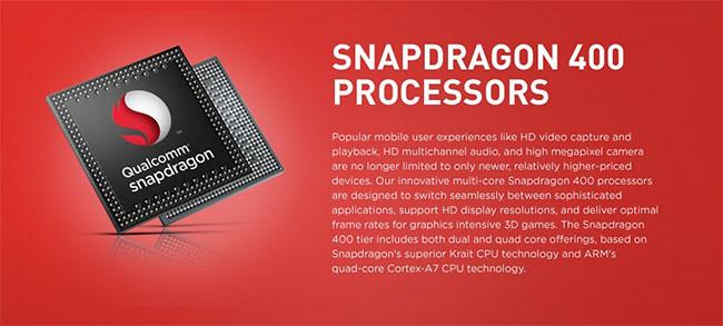 Snapdragon 400 Xiaomi