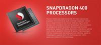 Qualcomm le mete LTE a sus Snapdragon 400