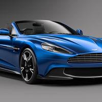 Así de preciosos y agresivos son los 600 CV del Aston Martin Vanquish S Volante