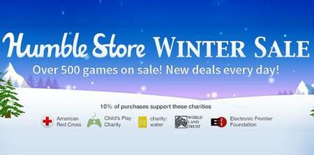La navidad llega a Humble Store con más de 500 juegos en oferta