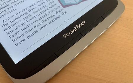 Pocketbook Inkpad Color Botones