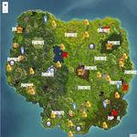 Fortnite: este mapa interactivo es la herramienta perfecta para seguir los desafíos que te quedan