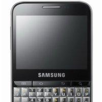 Samsung Galaxy Pro, el terminal Android con teclado QWERTY que faltaba