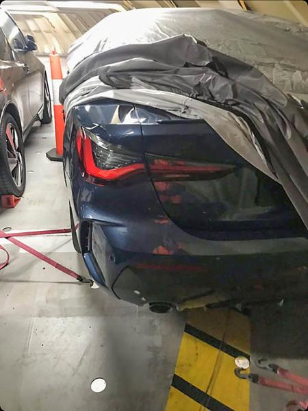 BMW Serie 4 Coupé 2021 filtrado