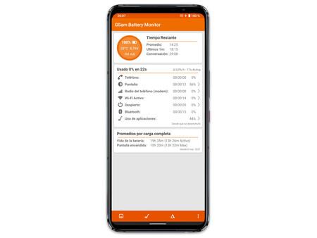 Asus Rog Phone 5 08 Autonomia Gsam