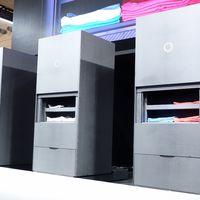 Panasonic empezará a vender en 2017 /laundroid1, la máquina que dobla la ropa por uno