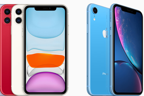 Del iPhone XR al iPhone 11: todo lo que ha cambiado