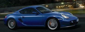 Sitio oficial del Porsche Cayman S