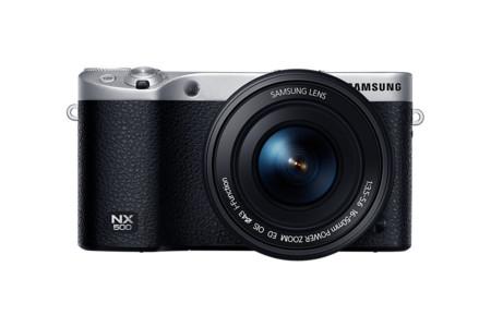 Samsung NX3300 y NX500, el relevo del sistema compacto de sensores APS-C