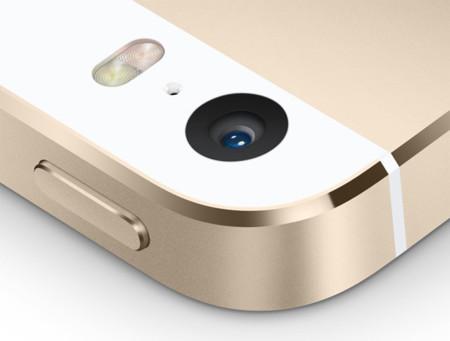 Así es la cámara del iPhone 5S