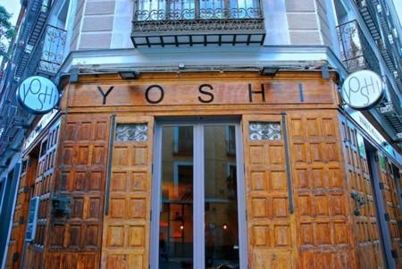 ¿Ganas de comida japonesa? Yoshi es tu lugar