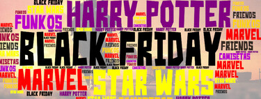 Black Friday 2020: Camisetas, Funkos y objetos de decoración de Star Wars, 'The Mandalorian', 'Friends', Harry Potter y Marvel