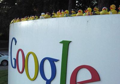 La crisis va por barrios: Google incrementa un 11% sus beneficios