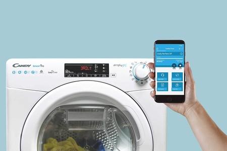 Estrena una lavadora secadora Candy con NFC a un precio de locura hoy en eBay: por 351 euros y envío gratis