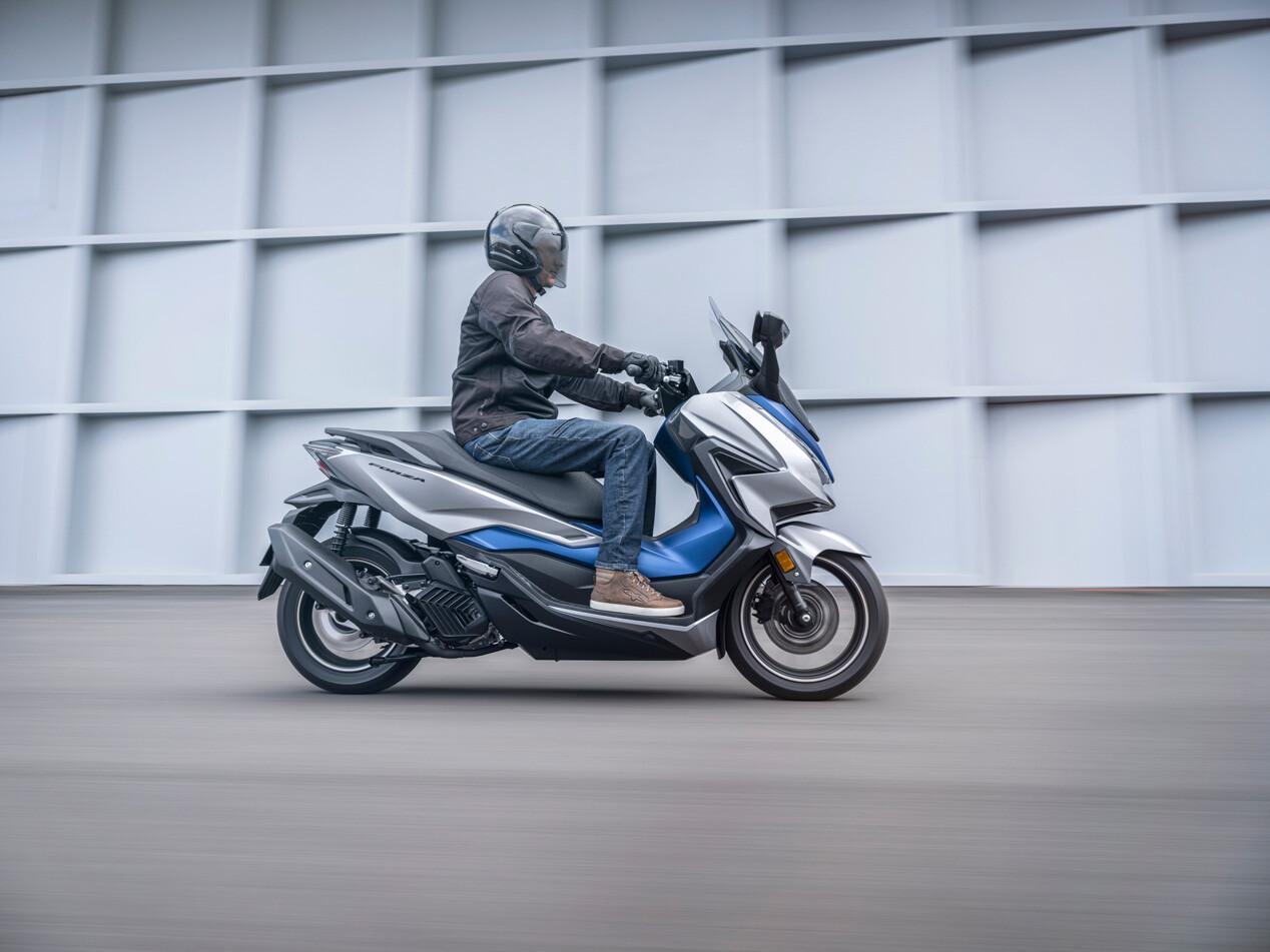 Foto de Honda Forza 125 2021 (4/11)