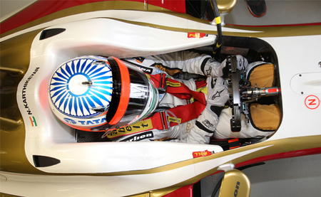 Mucho trabajo por hacer en HRT a la espera de saber si disputarán el Gran Premio de Australia (ACTUALIZADO)