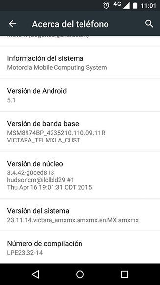 Compilacion Moto X 2014