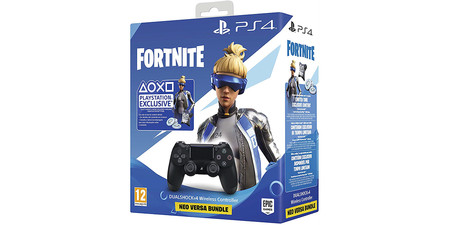 Dualshock 4 V2 Fortnite