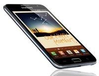 Samsung Galaxy Note ha vendido 2 millones de unidades, espera vender 10 millones para finales de 2012