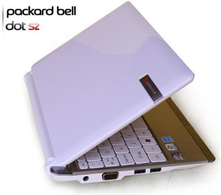 Packard Bell dot s2, análisis