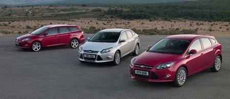 Nuevo Ford Focus, anunciada la gama de motores
