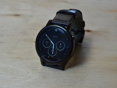 Lenovo abandona los smartwatches por tiempo indefinido, no veremos pronto un nuevo Moto 360