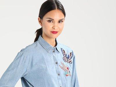 Camisa Esprit rebajada de 49,95 euros a 24,95 euros y envío gratis en Zalando