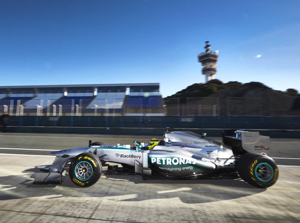 Foto de Mercedes AMG F1 W04 (5/14)