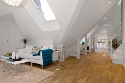 Una vivienda para cada tipo de persona viii buhardillas for Tipos de techos para viviendas