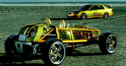 Saab 9-5 BioPower Rinspeed