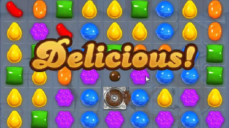 """Candy Crush es """"extremadamente difícil"""" según estudio matemático"""