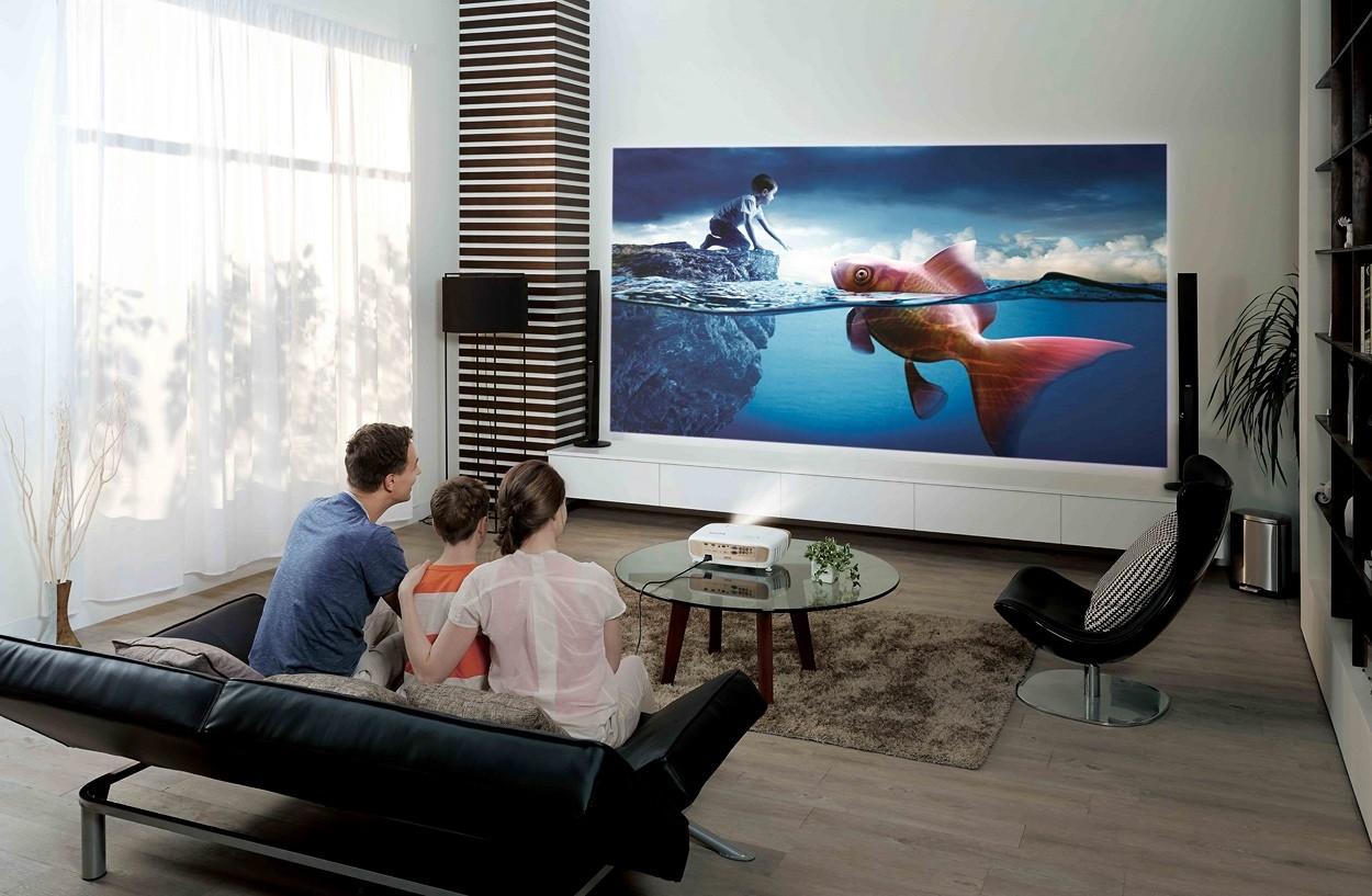 BenQ presenta tres nuevos proyectores de gama media para tu cine en casa