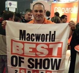 Lo mejor de la MacWorld 08