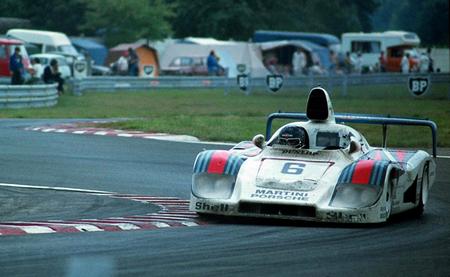 Porsche 936 Martini - Le Mans