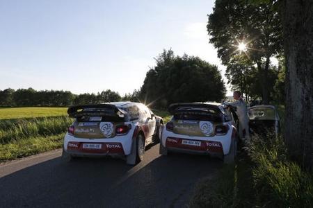 Los pilotos de Citroën se juegan su futuro en los tres próximos rallyes