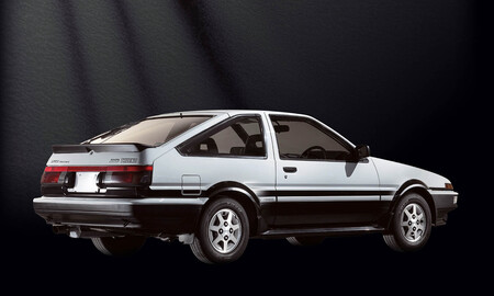 Toyota Sprinter Trueno Gt Apex 3 Door