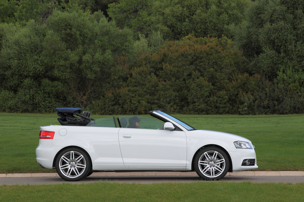 Foto de Audi A3 Cabrio (40/48)