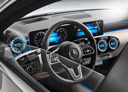 Mercedes Benz Clase A Sedan 29
