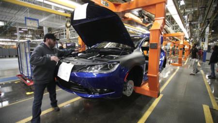Sergio Marchionne propone a Sindicato Estadounidense mover producción de autos a México
