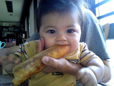 Perdida de peso en bebes de 2 anos