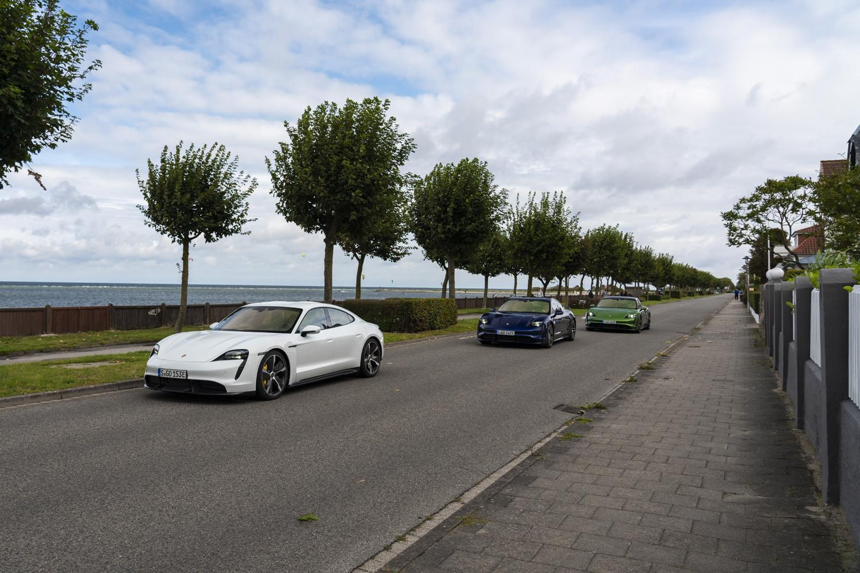 Foto de Porsche Taycan prueba contacto (144/275)